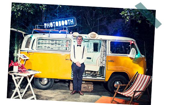 Volkswagen foto bus