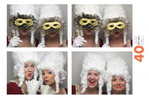 Fotobooth huren jubileum bedrijf