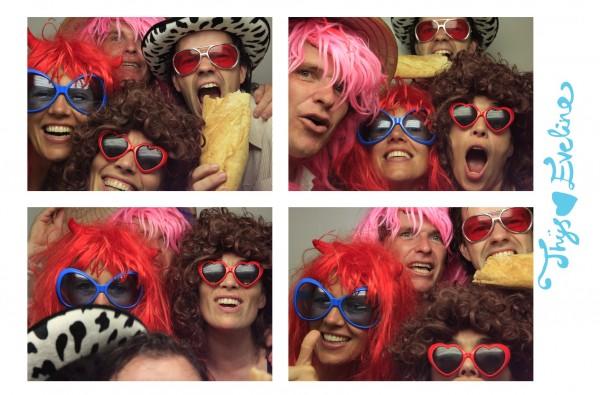 Fotobooth huren bruiloft Amsterdam Amstel
