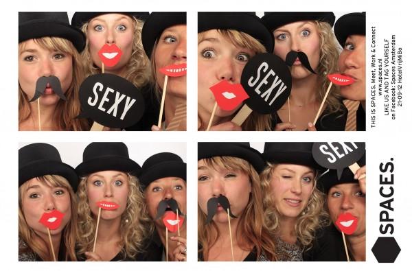 Photobooth huren voor je bedrijfsevent