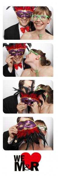 Photobooth huren bruiloft The Upperdeck in Naarden