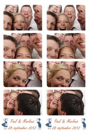 Fotohokje huren Wevershoeve in Rijsoord | Bruiloft