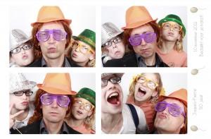 Fotohokje huren in Heerhugowaard | jubileum bruiloft fotostrook