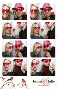 photobooth huren bruiloft Raedskelder in Dordrecht