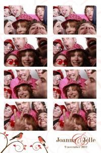 photo booth huren bruiloft Raedskelder in Dordrecht