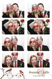fotobooth huren bruiloft Raedskelder in Dordrecht