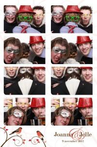 foto booth huren bruiloft Raedskelder in Dordrecht