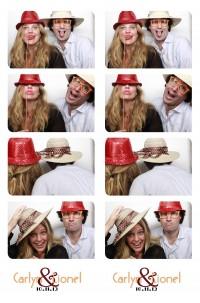 Photobooth huren bruiloft Amrath hotel Amsterdam