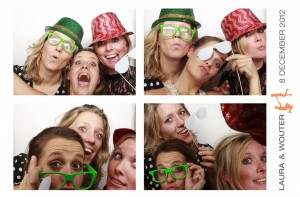 fotobooth huren bruiloft Werck Amsterdam