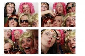 fotobooth huren bruiloft Brasserie DEZ Hilversum