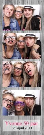 photobooth huren 50 jarig jubileum feest
