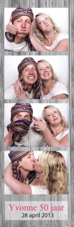 photo booth huren 50 jarig jubileum feest