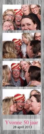 foto booth huren 50 jarig jubileum feest