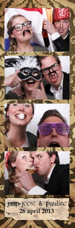 photobooth huren in Gorinchem Bruiloft