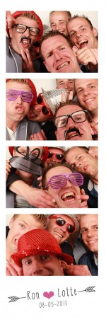 Photobooth huren bruiloft De Lindenhof in Leiderdorp