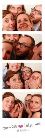 fotobooth huren bruiloft De Lindenhof in Leiderdorp