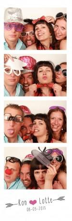 foto booth huren bruiloft De Lindenhof in Leiderdorp