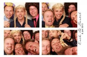 photobooth huren K.A.R & Z.V. De Hoop in Amsterdam