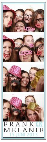 photo booth huren bruiloft Beachclub breakers Noordwijk