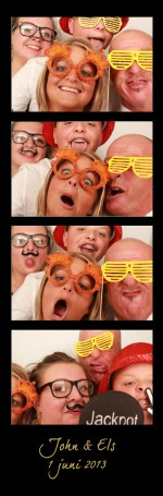 photobooth hotel van der valk