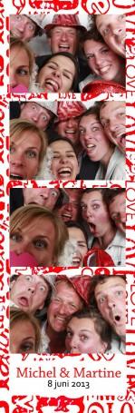 fotobooth huren bruiloft Engelbertha Hoeve in Leiden