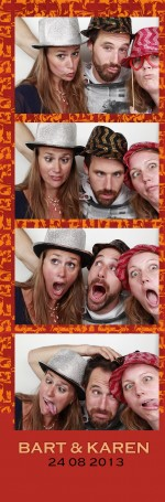 Photo booth huren West Indisch Huis in Amsterdam