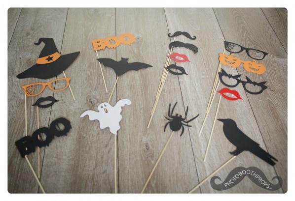 Halloween foto props