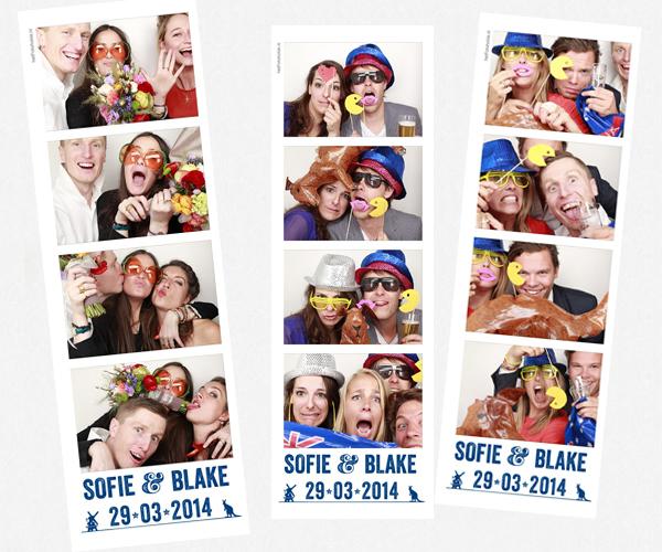 Photobooth huren bruiloft Buitenplaats Amerongen