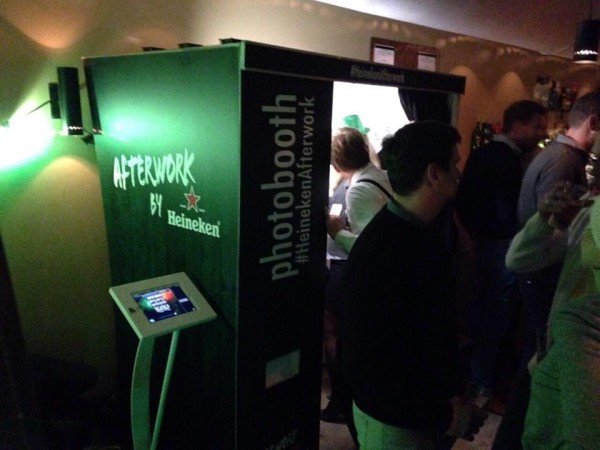 Heineken Afterwork PhotoBooth