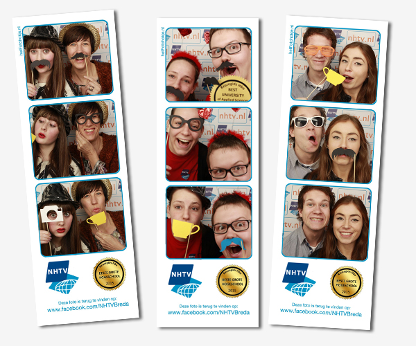 Photo booth NHTV Breda