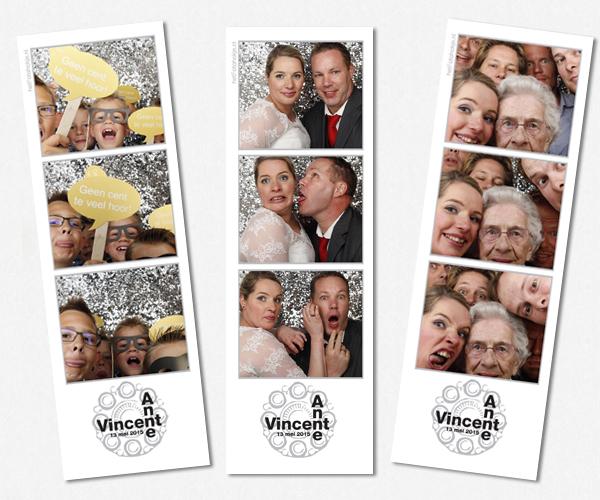 Photobooth huren in Oude-Tonge voor je bruiloft