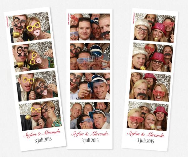 photo booth huren in leiden voor je bruiloft