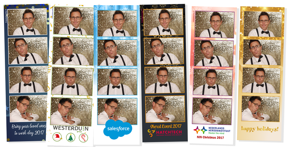 photobooth huren kerstborrel