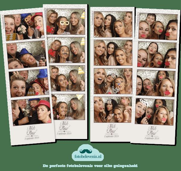 foto booth bruiloft loosdrecht finley