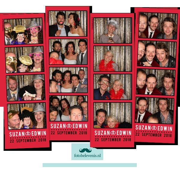 fotobooth bruiloft den haag