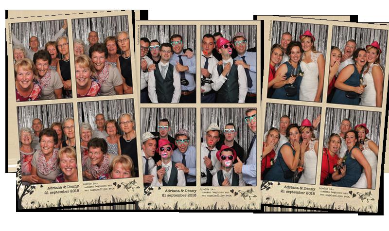 Fotobooth bruiloft Meteren Magische Fotospiegel
