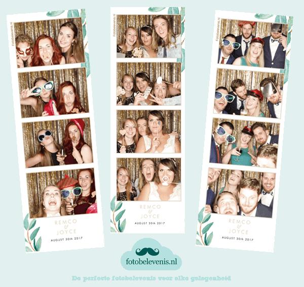 photobooth huren amersfoort fotostrip bruiloft fotozuil