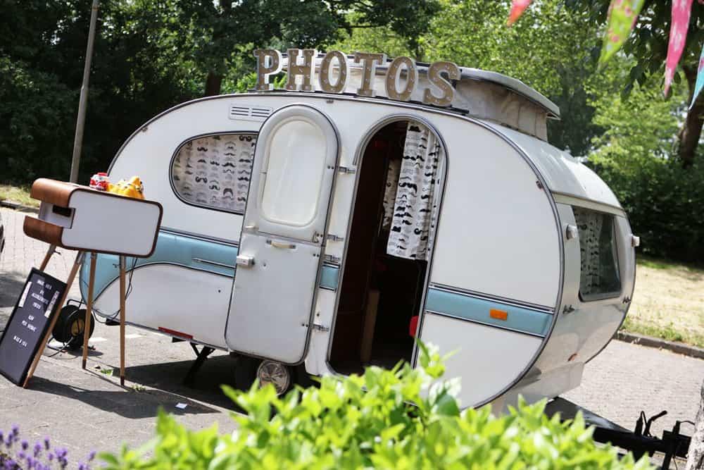 photobooth caravan vintage fotohokje op wielen