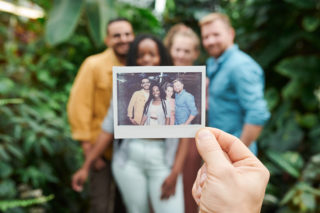 polaroidcamera huren bruiloft feest merkactivatie
