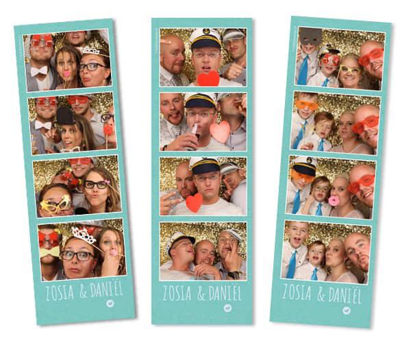 Fotohokje huren bruiloft photobooth fotozuil
