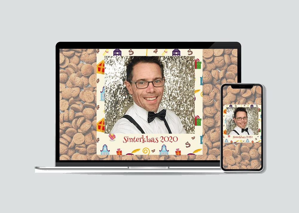 Sinterklaas event online