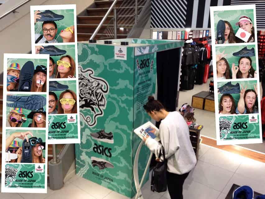 Merkbeleving - Maak je klanten gek met een photobooth in je winkel