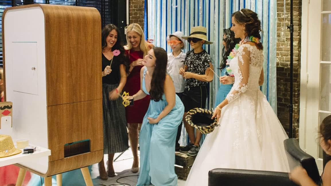 Flitskist huren bruiloft