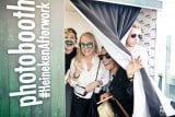Branded photobooth