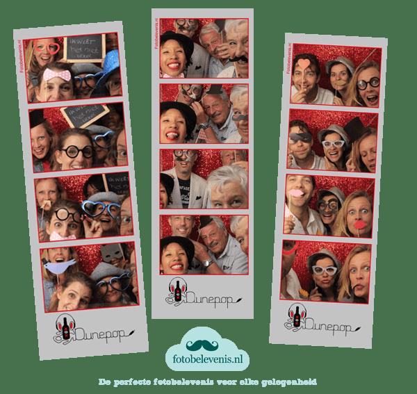 Photobooth huren op Texel bruiloft