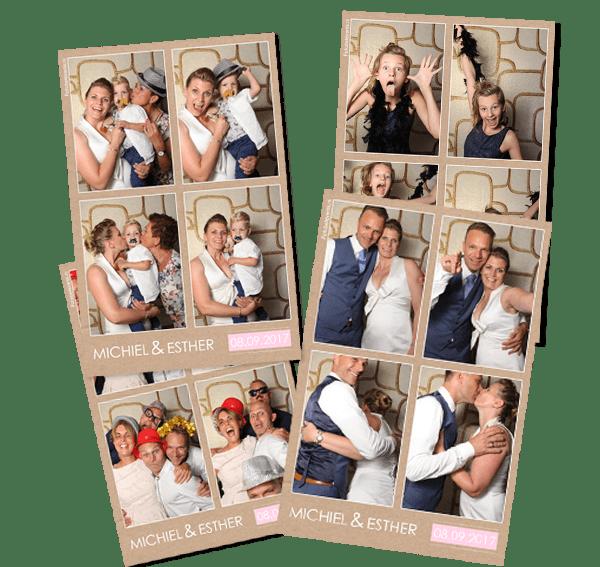 Fotospiegel in Rotterdam bruiloft Lommerijk