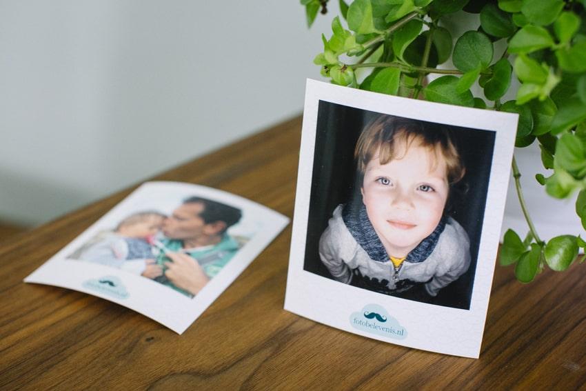 Giveaway beurzen | Geeft je gasten een mooie polaroid foto mee met kortingsvoucher