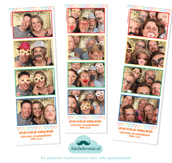 Photobooth in Amersfoort Kabouterhut