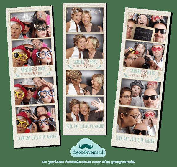 Photobooth op Texel huren voor je bruiloft