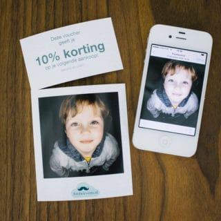 Polaroid Giveaway - Eenvoudig polaroid foto's printen vanaf je smarphone